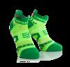 ProRacing Socks UltraLight - Run Low - GRÖN - T4
