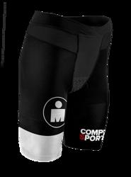 TR3 Brutal Tri Compression Short W - Ironman Stripes