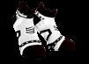 ProRacing Socks V2.1 UltraLight Run Low - Ironman MDot - VIT - T4