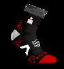 ProRacing Socks V2.1 Run High - Ironman Mdot - SVART - T4
