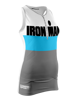 TR3 Tank Top W - Ironman Stripes - GRÅ - L