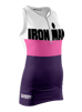 TR3 Tank Top W - Ironman Stripes - LILA - L