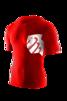 CASUAL T-Shirt - Man - RÖD - XXL (HERR)