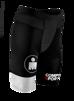 TR3 Brutal Tri Compression Short W - Ironman Stripes - SVART - L