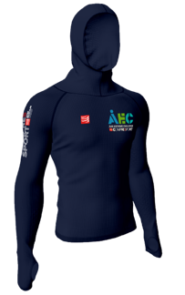 ÅEC - 3D Thermo Hoodie - Small