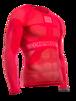 ON/OFF Multisport Shirt Longsleeve - Röd XL