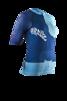 Ultra Trail SHIRT Woman - UTMB 2016 - BLUE - L