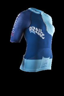 Ultra Trail SHIRT Woman - UTMB 2016 - BLUE - XS