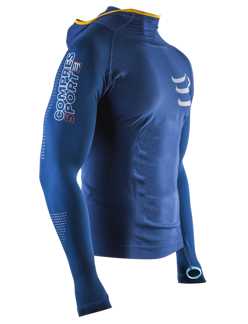 Ultra Trail Racing Hoodie - UTMB 2016