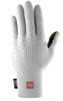 3D THERMO RUNNING GLOVE - WHITE L/XL