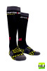 Full Socks V1 - Svart 5XL