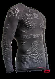 ON/OFF Multisport Shirt UniSex - Longsleeve Grey XS