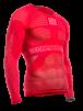 ON/OFF Multisport Shirt UniSex - Longsleeve Red XL