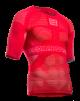 ON/OFF Multisport Shirt UniSex - Shortsleeve Red XL