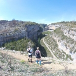 Zara o Gustav utsikt trail
