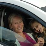 glädje i bilen