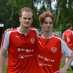 tvåmålsskyttarna fredrik nilsson och jonathan jonsson