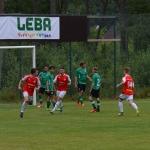 sebastian henrysson gör sitt första mål i den rödvita tröjan och kvitterar till 2-2