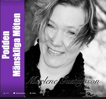 Marlene Gustavsson Mänskliga Möten