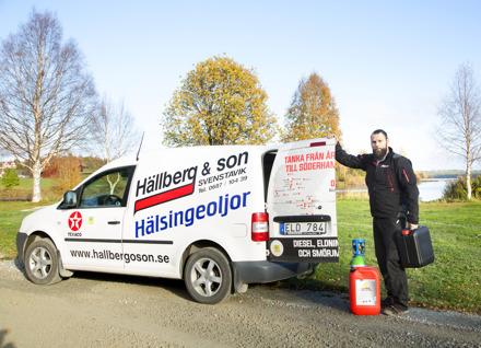 Hällberg & son Hälsingeoljor