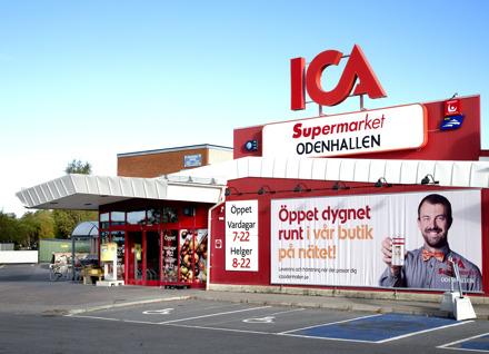Odenhallen Ica butik