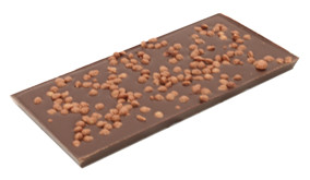 Pralinhuset - 70% Kakao - Krokantkrisp