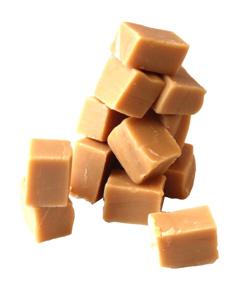 Fudge - Vanilj