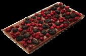Pralinhuset - 40% Kakao - Lingon & Blåbär