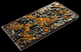 Pralinhuset - 70% Kakao - Lakrits & Apelsin