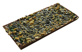 Pralinhuset - 70% Kakao - Lakrits, Citron & Mint