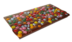 Pralinhuset - 40% Kakao - Fun Time