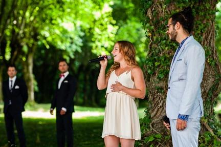 Simon och Kitty Lingmerth - Bröllopssångare