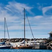 Hamnavgift 1 dygn Båt <12m inkl el och vatten