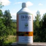 EM Bright - Probiotisk dryck, 1 liter.