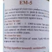 EM-5 Insektsreppellent, 1 liter