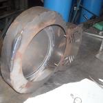Welding a steelbodied resonatorguitar