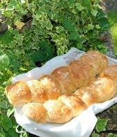 Proteinbröd med honung