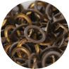 Brun espresso ring