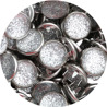 Pearl - sparkling silver