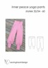 Inner Peace Yoga Pants stl 32/34-60