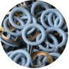Duvblå ring