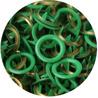 Grön gräs ring