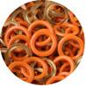 Orange bright ring