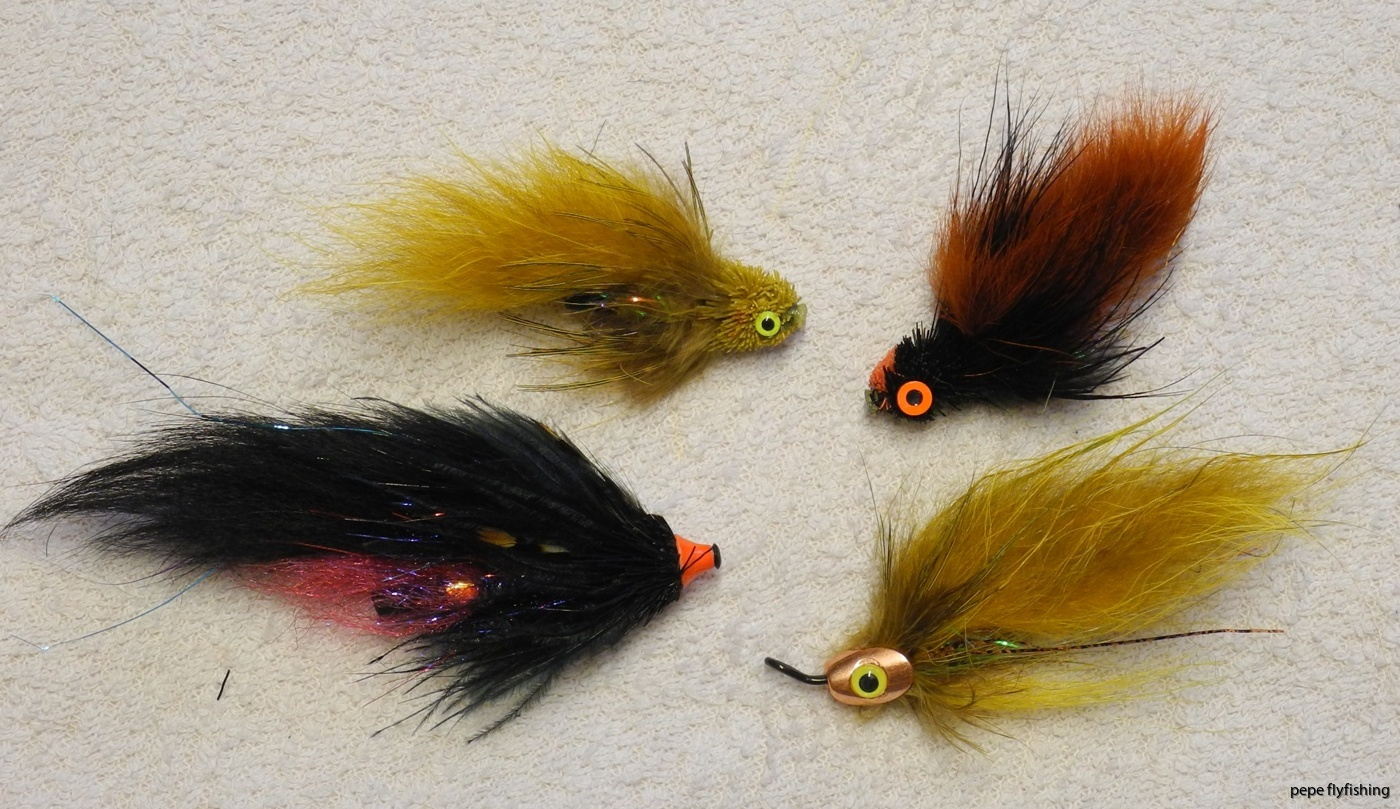 Fox Zonker Flies