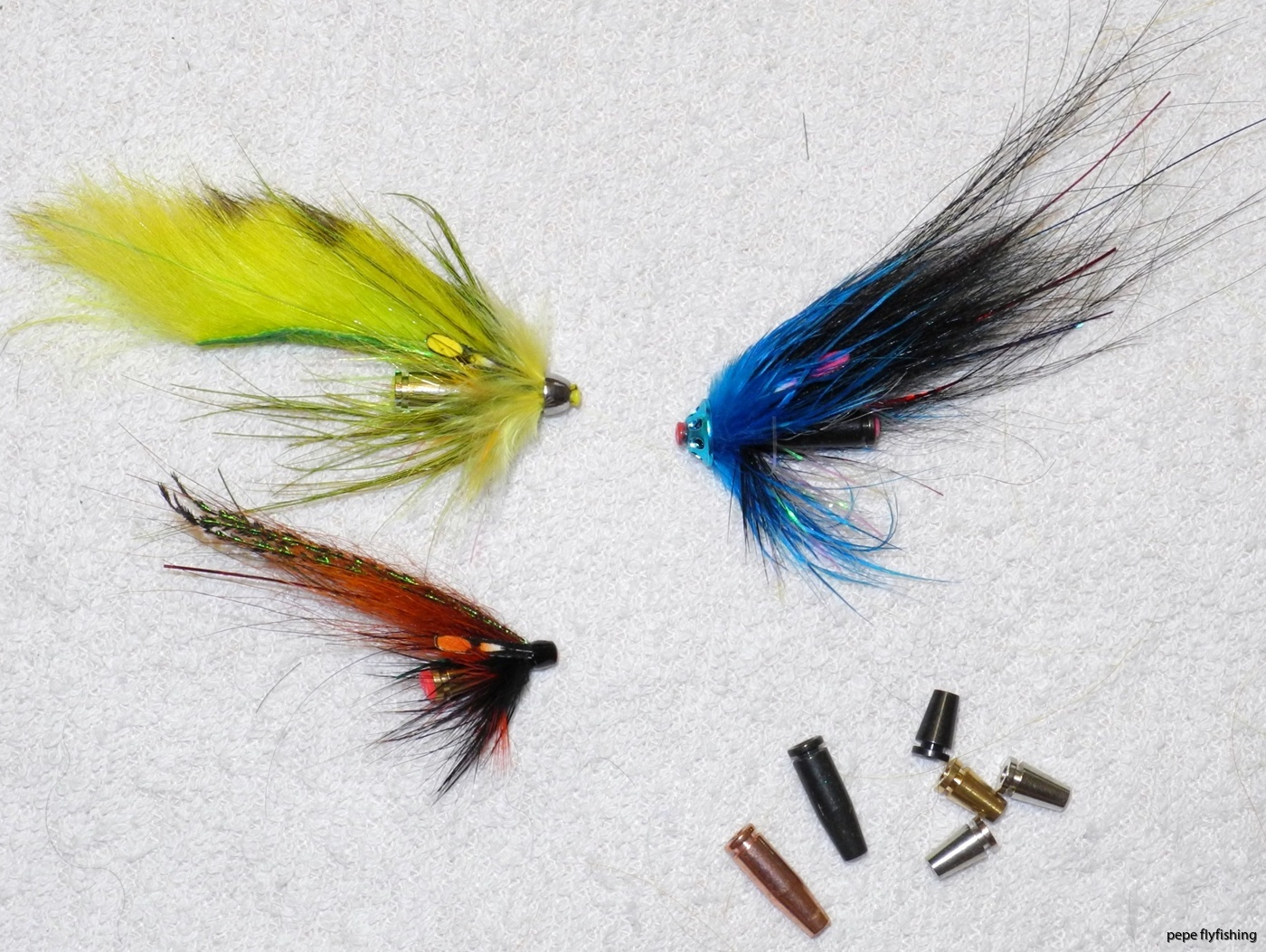 Mini Tube flies