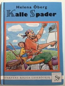 Kalle Spader har Helena Öberg skrivit i nära samarbete med sin son Felix Ulfenstedt.