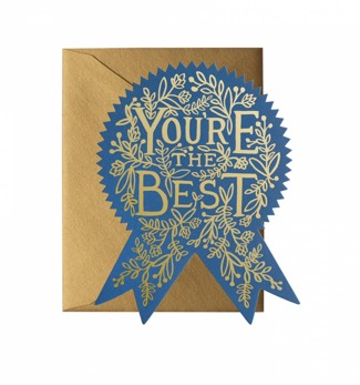 You're the best - Kort