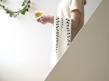 Kökshandduk Rosary Vine