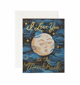 To the moon and back - Kort