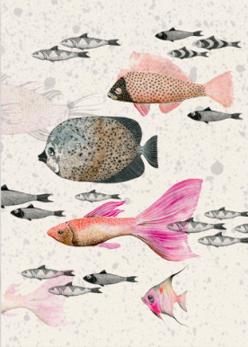 Deep Sea - Miniprint